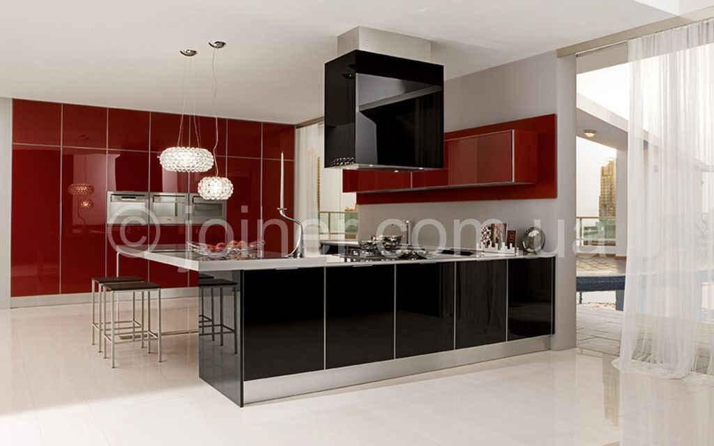 Judymodern glossy kitchen by futura cucine