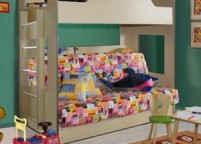 Двухъярусная кровать - 30