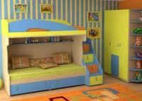 Двухъярусная кровать - 31