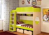Двухъярусная кровать - 38