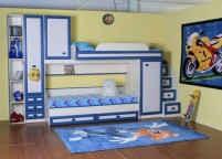 Двухъярусная кровать - 48