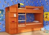 Двухъярусная кровать - 51