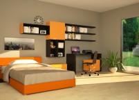 Полуторная кровать - 7