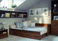 Полуторная кровать - 8