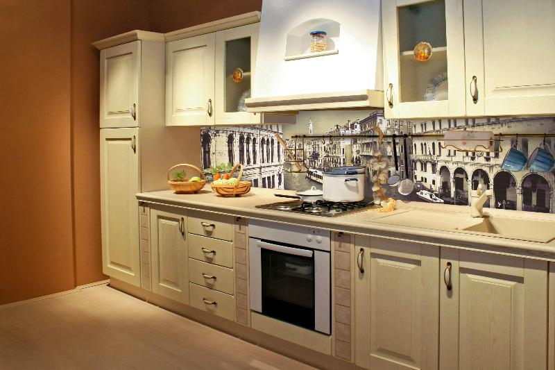 Цвет фартука бежевой кухни стеновые панели для кухни с кофе в ульяновске