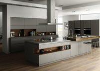 кухня студия на заказ - 67