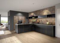 кухня студия на заказ - 77