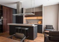 кухня студия на заказ - 87