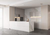 кухня студия на заказ - 90