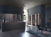 кухня студия на заказ - 107