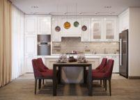 кухня студия на заказ - 111