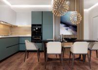 кухня студия на заказ - 131