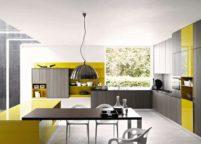 кухня студия на заказ - 137