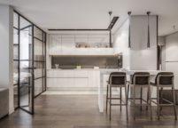 кухня студия на заказ - 140
