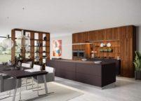 кухня студия на заказ - 147