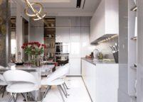кухня студия на заказ - 149