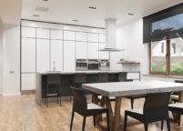 кухня студия на заказ - 151