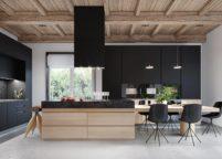 кухня студия на заказ - 152