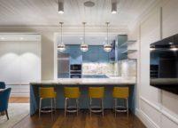 кухня студия на заказ - 155