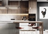 кухня студия на заказ - 102