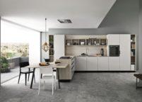 кухня студия на заказ - 103