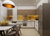 кухня угловая на заказ - 1