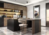 кухня студия на заказ - 167