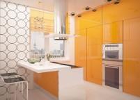 Барная стойка на кухню - 57