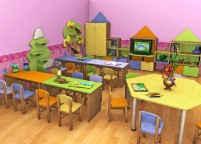 Мебель для детских садов - 28