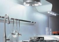 Кухня с подсветкой - 5