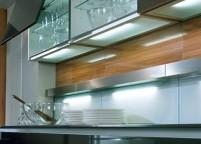 Кухня с подсветкой - 2