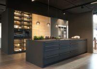кухня с подсветкой - 9