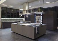 кухня с подсветкой - 29