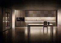кухня с подсветкой - 3