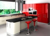 Кухня с островом - 26