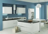 кухня с островом - 86