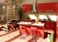 Кухня с островом - 9