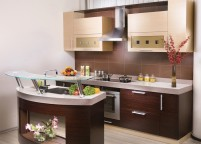 Кухня с островом - 14