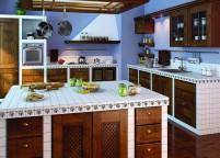 Кухня с островом - 22