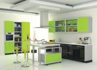 Кухня с островом - 54