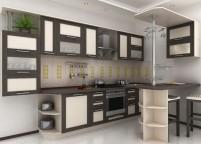 Кухня с островом - 35