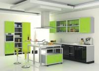 кухня с островом - 76