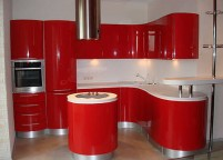 кухня с островом - 74