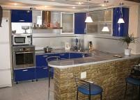 Кухня с островом - 41