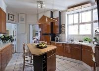 кухня с островом - 72