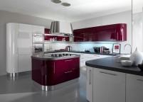 кухня с островом - 71