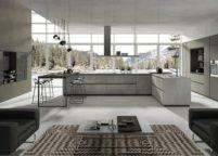 кухня с островом - 49