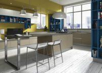 кухня с островом - 46