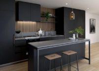 кухня с островом - 42