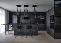 кухня с островом - 36
